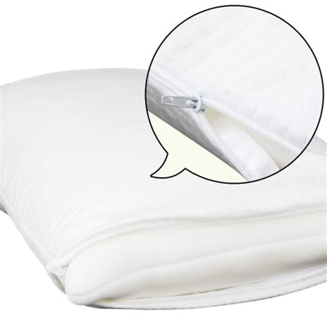 How Often To Replace Memory Foam Pillow by Set Of 2 Deluxe Shredded Memory Foam Pillows