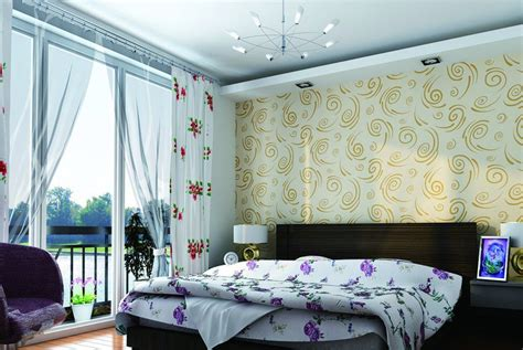 interior design bedroom wallpaper bedroom interior design floor to ceiling windows and