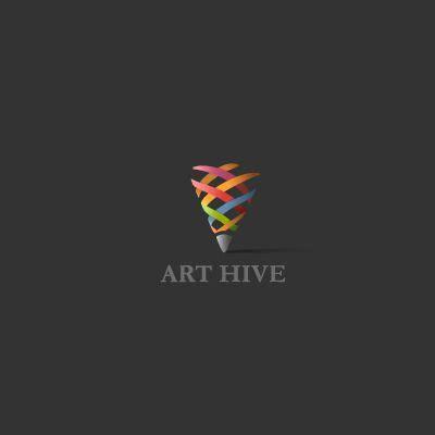 design art logo art hive logo logo design gallery inspiration logomix