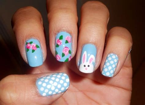 easter nail designs easter nail art fingernails2go