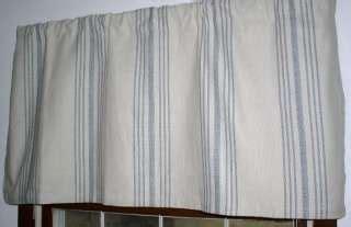 french stripe cafe curtain pottery barn doyle stripe king duvet standard shams on