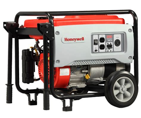 portable power 3250 watt portable generator honeywell