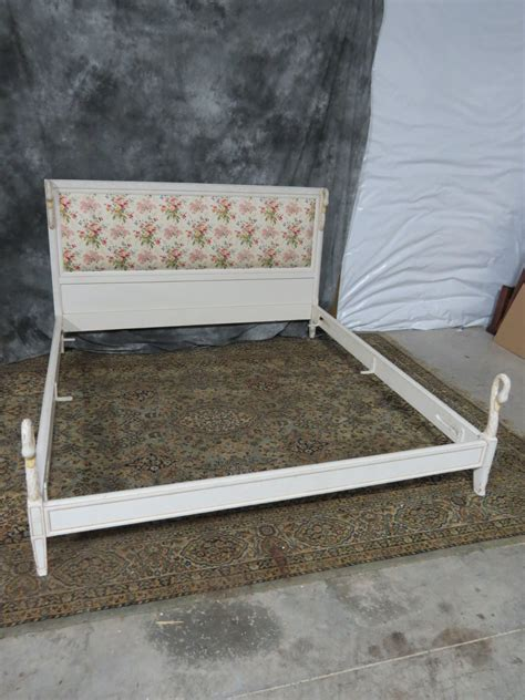 shabby chic king headboard shabby chic king size bed casey and gram