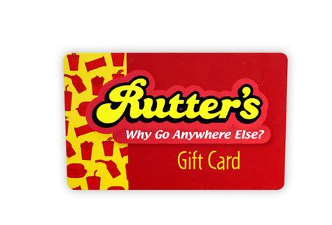 gift cards rutter s - Rutters Gift Card Balance