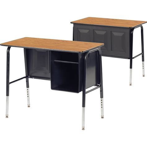 desks for college students 765 series junior executive desk virco schoolsin