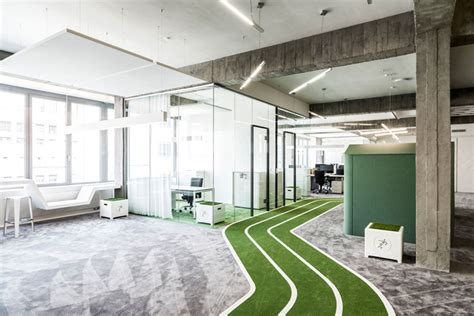 onefootball headquarters by tkez berlin urdesignmag