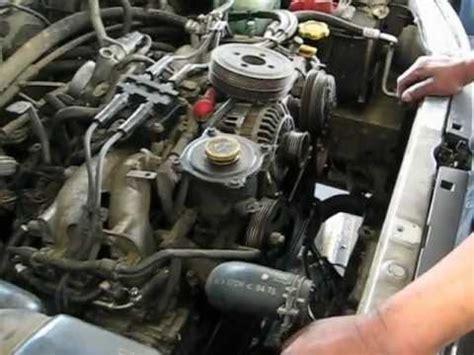 Subaru Forester Engine Code P0301 Amp P0303 Youtube