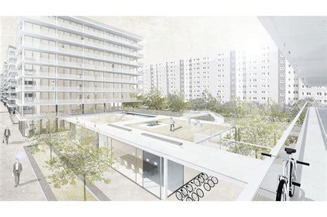 Neues Wohnen Berlin by Neues Wohnen F 252 R Berlin Aedes Architecture Forum