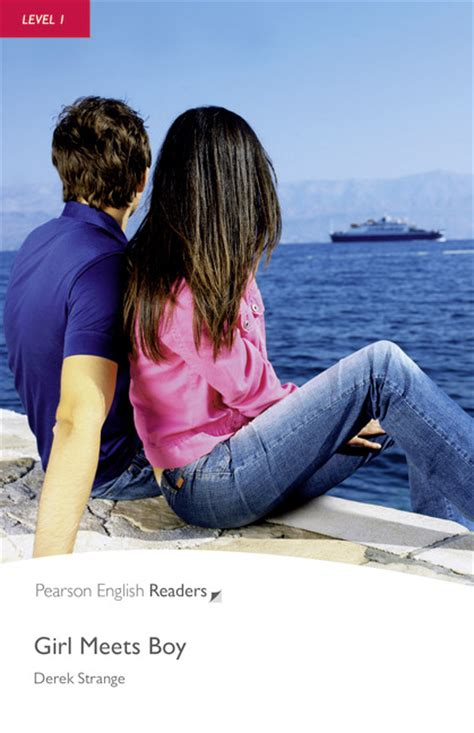 the boys in the boat reading level pearson english readers level 1 girl meets boy audio cd