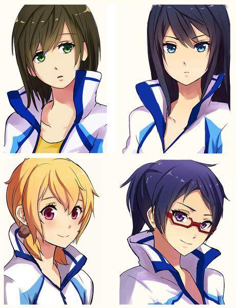 gender bender free iwatobi swim club gender bender anime