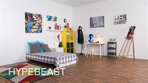 Wall Art Ideas For Bedroom ikea 174 and hypebeast outfit an art studio for the future