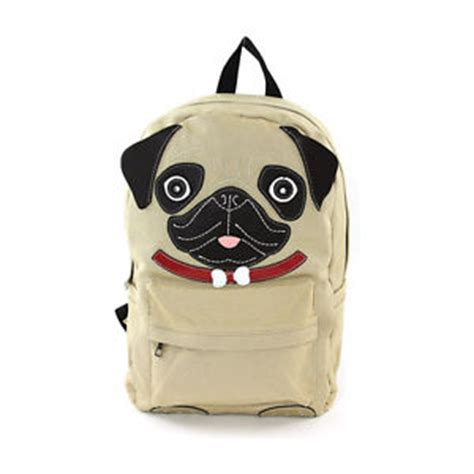 pug backpack gift ideas for pug