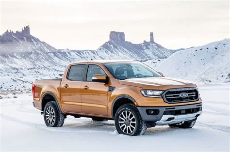 ranger ford 2019 look 2019 ford ranger revealed in detroit