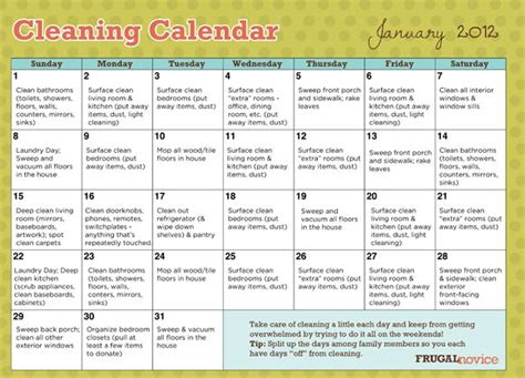 companies that make calendars 17 best ideas about cleaning calendar on