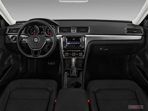 volkswagen passat 2017 interior 2017 volkswagen passat interior u s news world report