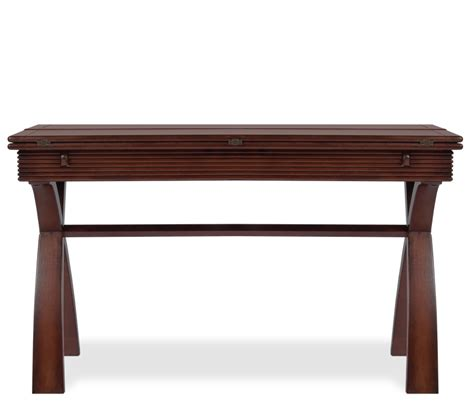 Montego flip top console table