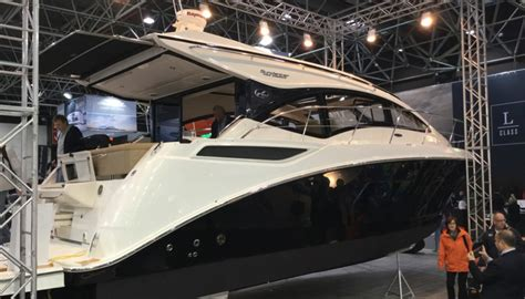 sea ray boats to be sold sea ray 46 boats sold in 9 days at boot dusseldorf