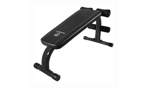 marcy ab bench 22 off on marcy ab workout utility benc livingsocial