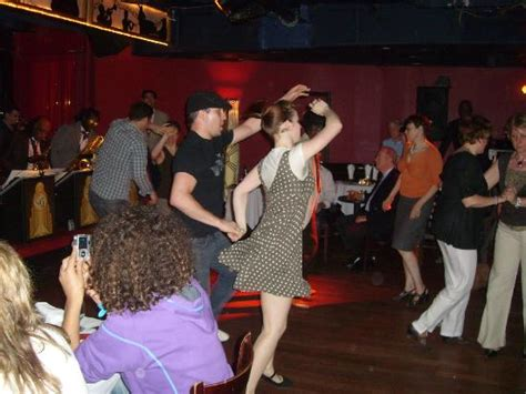 york swing dance la salle de danse picture of swing 46 new york city