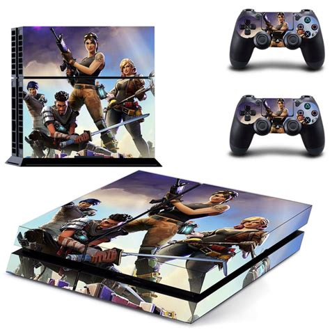 Ps4 Controller Stickers Fortnite by Fortnite Playstation 4 Ps4 Or Slim Console Skin Decal