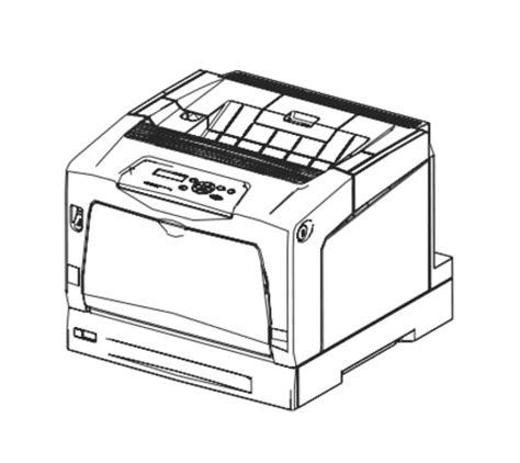 Toner Fuji Xerox Docuprint C3055dx fuji xerox docuprint c3055 c3055dx color laser printer service rep