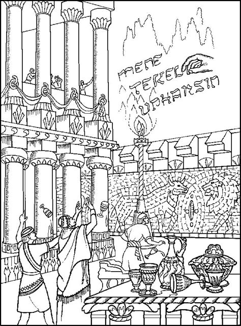 king belshazzar coloring pages 102 best images about вш даниил on pinterest bible