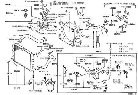 Hose Air Intake Timor Genuine Part toyota hiace comuterlh125r zrmrs tool engine fuel