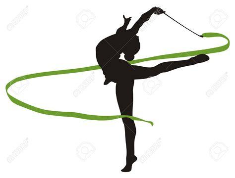 gymnastics clipart ribbon gymnastics clipart ribbon gymnastics clip