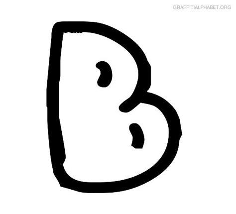graffiti letter b the gallery for gt the letter b in graffiti