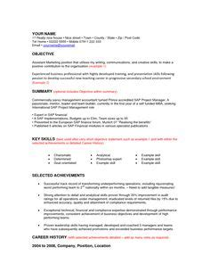 Resume Tips When Changing Careers This Restaurant Resume Sle Will Show You How To Demonstrate Your Skills To Potential
