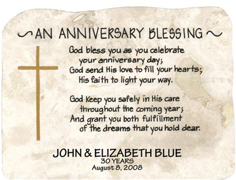 Wedding Anniversary Prayer Quote anniversary blessings quotes quotesgram