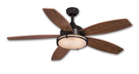 Mission Ceiling Fans With Lights by Vaxcel Lighting Fn52447 Craftsman Mission 1 Light 5