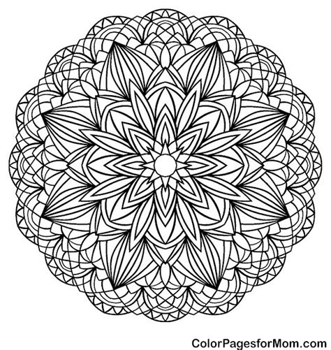 mandala coloring book coloring books for adults stress relieving patterns free coloring pages of stress relieving