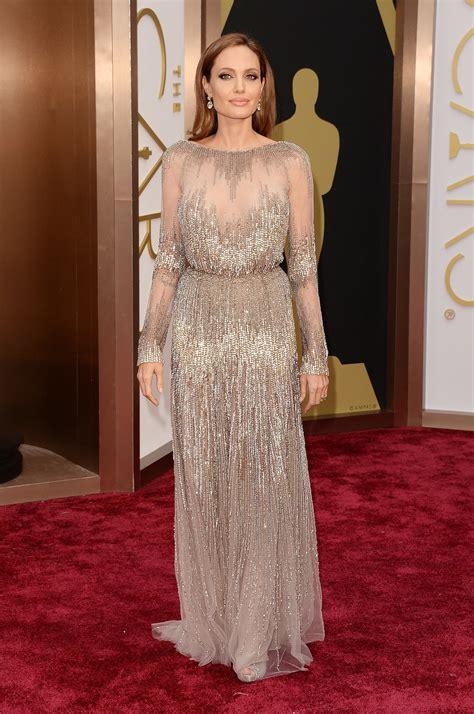 Yolie Dress elie saab dress at oscars 2014 popsugar
