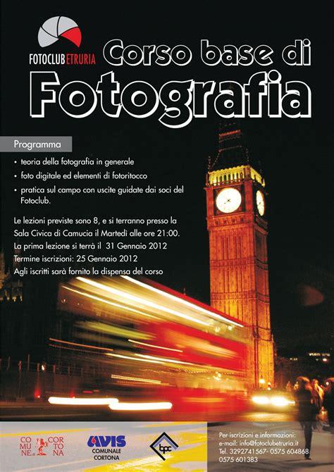 banca etruria camucia corso base di fotografia promosso dal fotoclub etruria