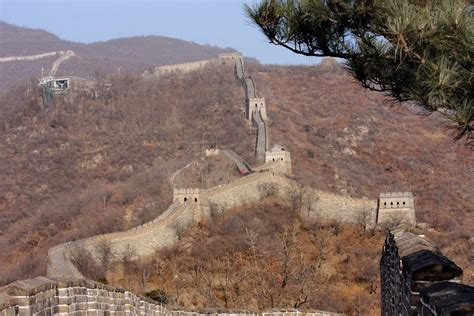 mutianyu section of the great wall panoramio photo of great wall mutianyu section 慕田峪長城