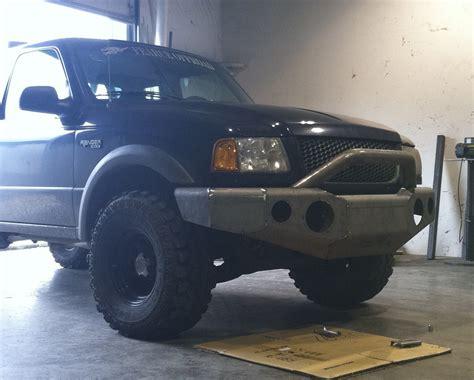 prerunner ranger bumper ford ranger front bumper
