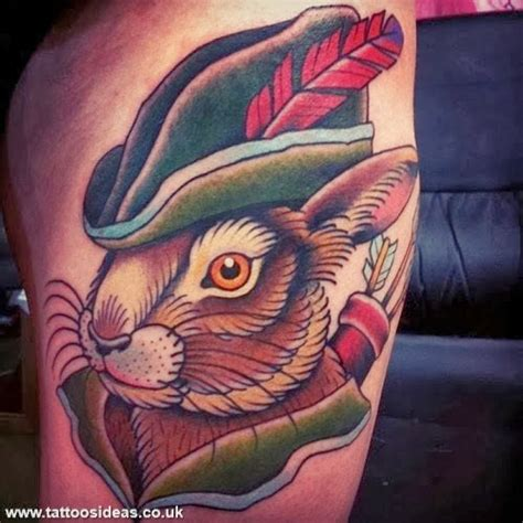 rabbit tattoos pictures tattoos ideas