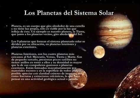 cuales son los planetas que giran alrededor del sol origen del universo