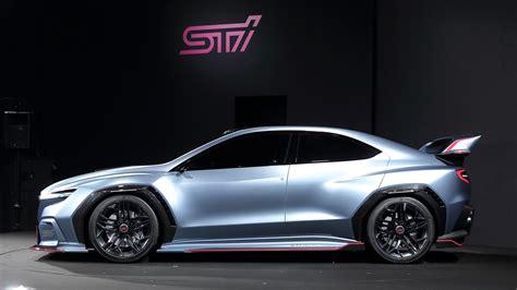 subaru concept 2018 subaru impreza wrx sti rendered as a hatchback
