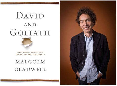 libro david and goliath underdogs 171 david and goliath 187 de malcolm gladwell un libro prescindible versvs