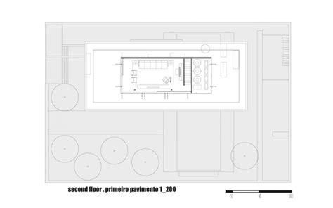 Studio Floor Plan galeria de casa 6 studio mk27 marcio kogan 44