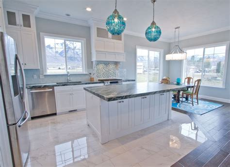 best 25 transition flooring ideas on pinterest dark kitchen floor tile ideas with white cabinets interior