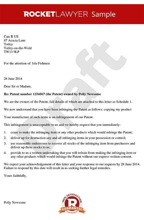cease desist letter template cease and desist letter cease and desist cease and
