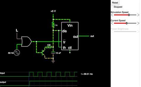 design circuits easily  web based circuit simulator
