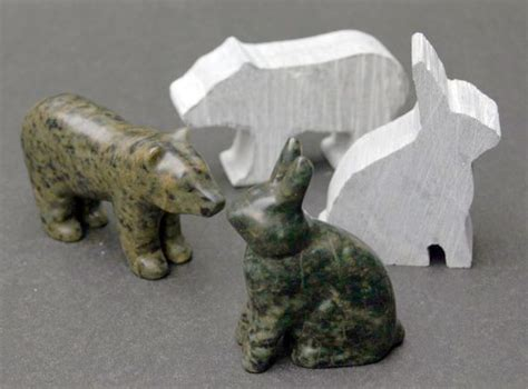 Where To Buy Soapstone For Carving - best 25 soapstone carving ideas on inuit