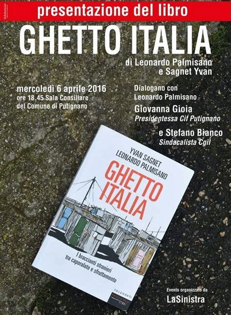 libro fantastic stories presents the presentazione del libro ghetto italia lavoro caporalato sfruttamento