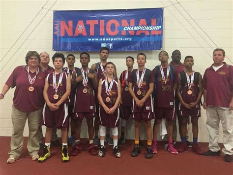 3 And 4 Grade Mba Basketball Mayfield Record by Capital District Hoops Finish 8th In National Tourney