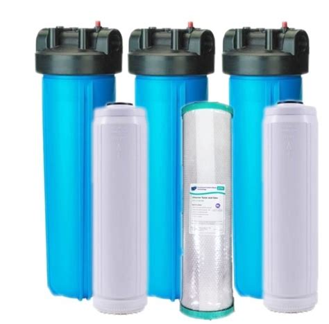 whole house water filter vs sink whole house vs undersink water filter which is best