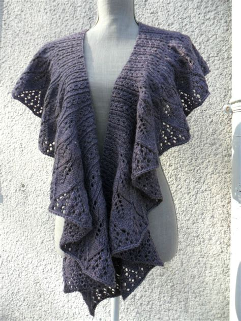 Modele Chale Crochet Phildar